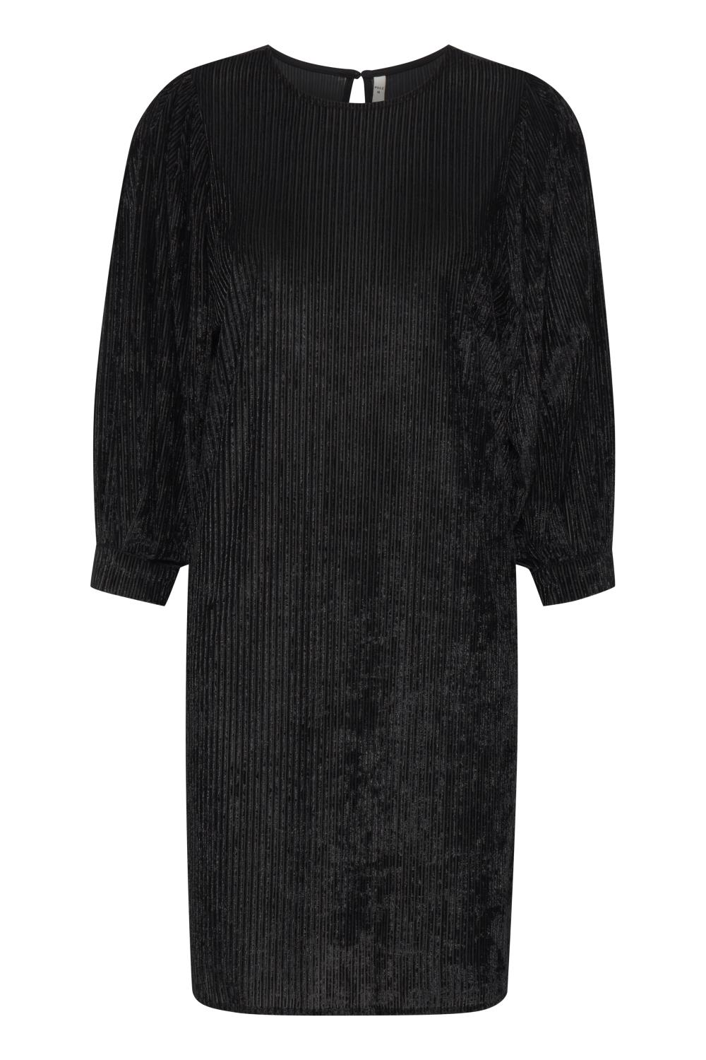 Pulz Livia dress, black beauty