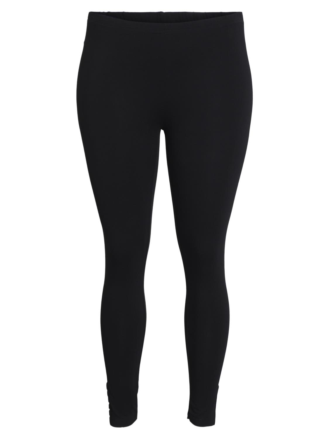 Ciso leggings with studs, sort