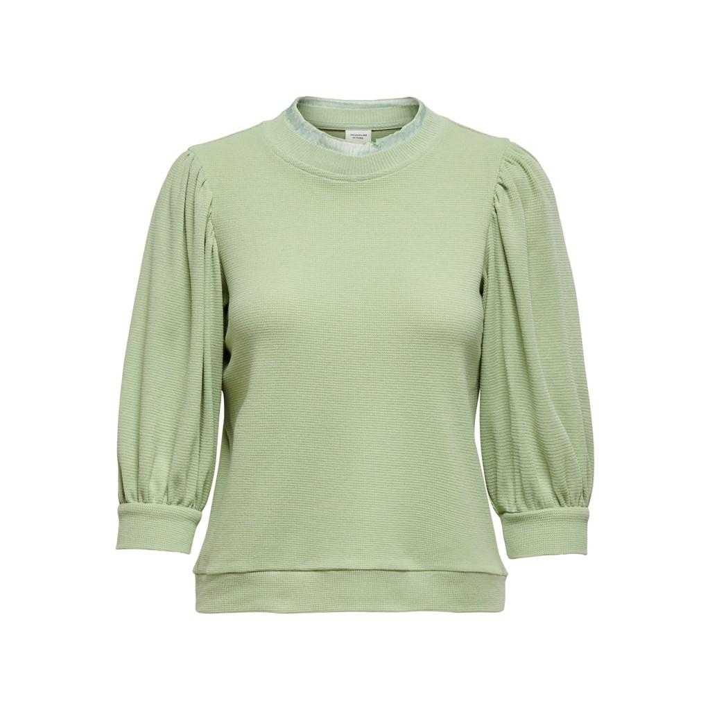 Jacqueline de Yong Flagstaff Sweat, lysgrønn