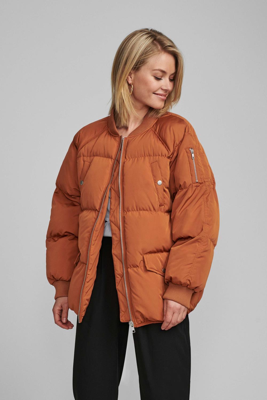 Nümph Nubelle Short Jacket, gylden