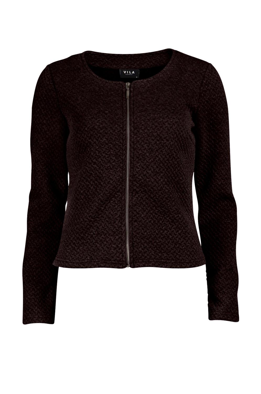 Vila Naja New short jacket, sort