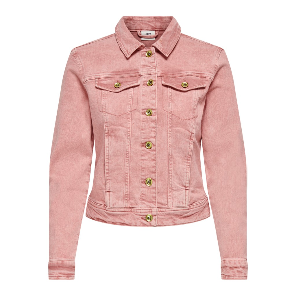 Jacqueline Windy stretch colored jacket, old rose/rosa