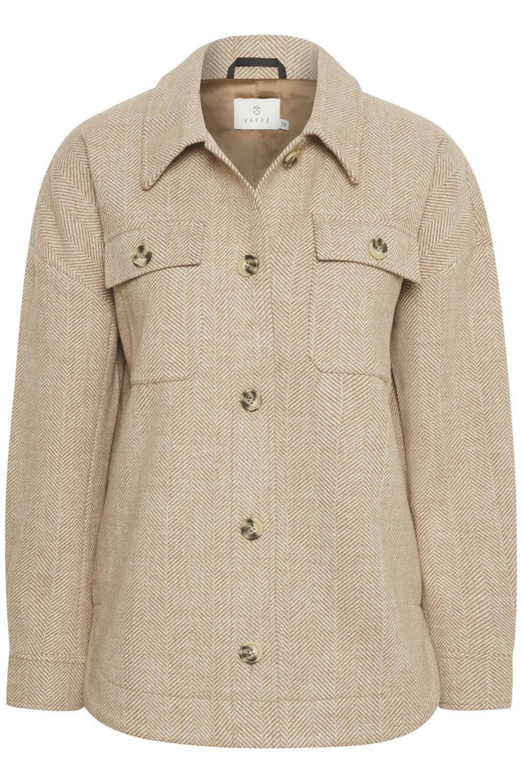 Kaffe Sirina jacket, nomad