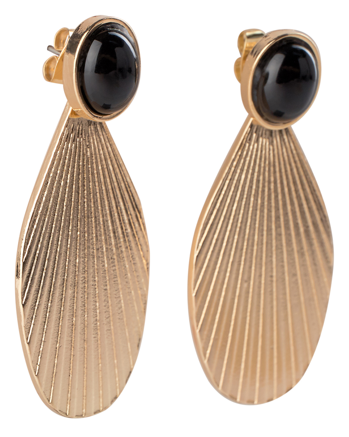 Nümph NuJelwa earrings, gold