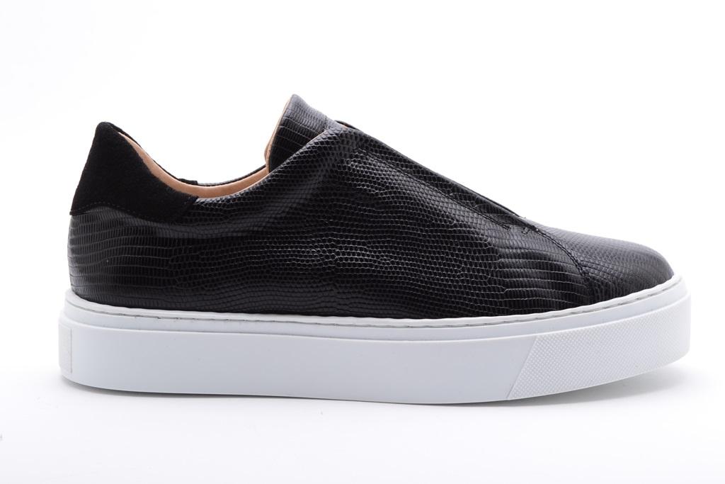 KMB Shoes Tejus Negro - sort