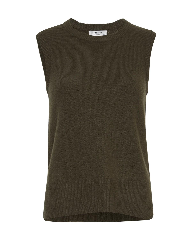 MSCH Zenie vest, army green