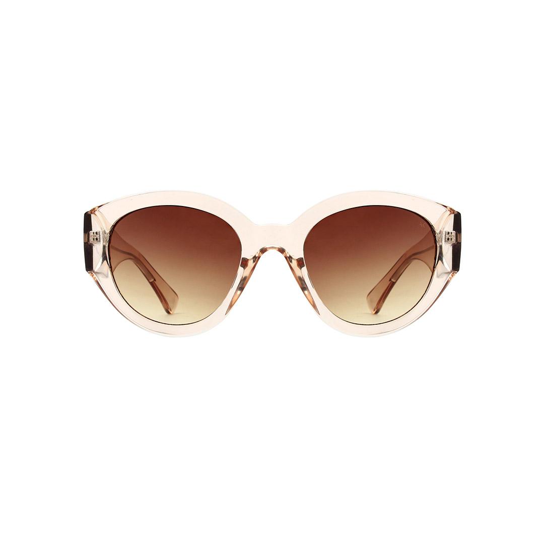 A. Kjærbede Big Winnie sunglasses, chapagne