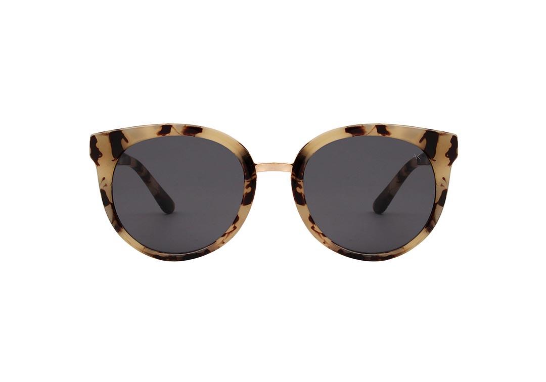 A. Kjærbede Gray sunglasses, hornet