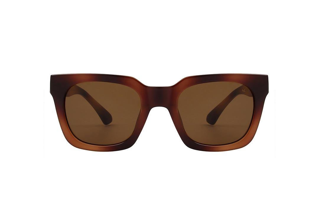 A. Kjærede Nancy sunglasses, demi tortoise