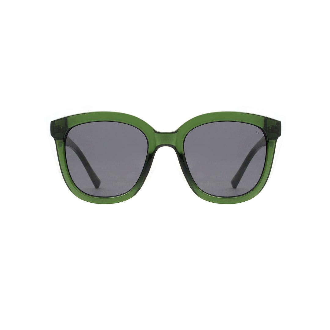 A. Kjærbede Billy sunglasses, dark green transparent