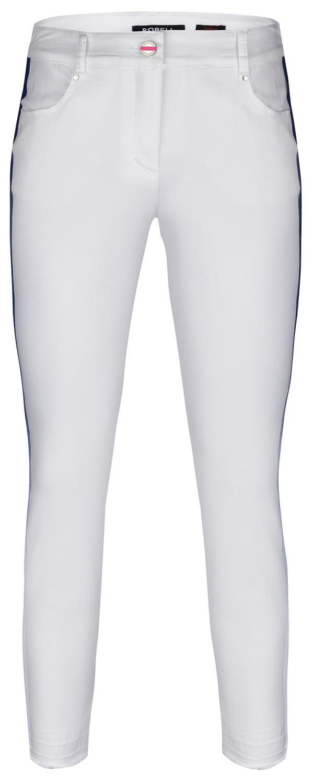 Robell Elena bukse, 68 cm lengde, hvit