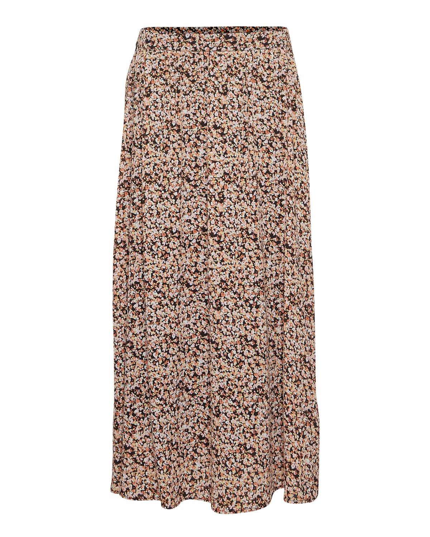 MSCH Merila Rikkelie skirt, black dots