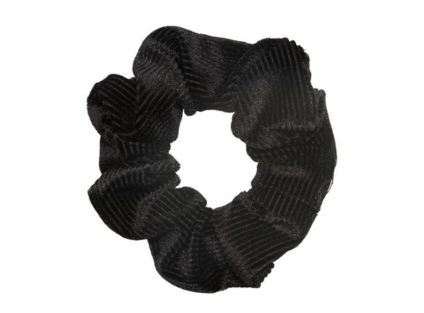 IntexScandia Hårstrikk cord, sort