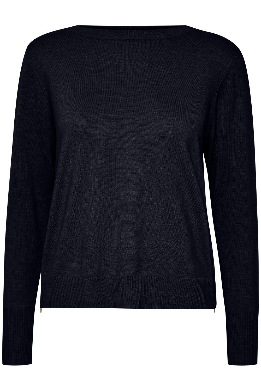 Pulz Sara pullover, dark sapphire