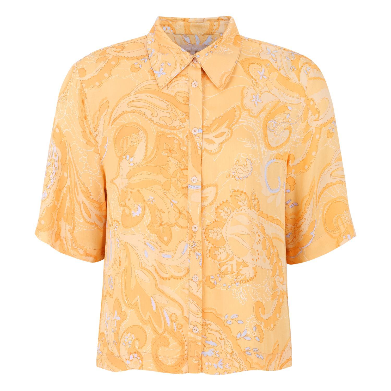 Soft Rebels SRPennie 2/4 shirt, paisley print