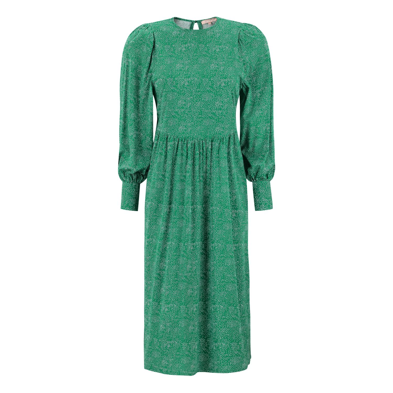 Soft Rebels SRDota midi dress, mini dottie