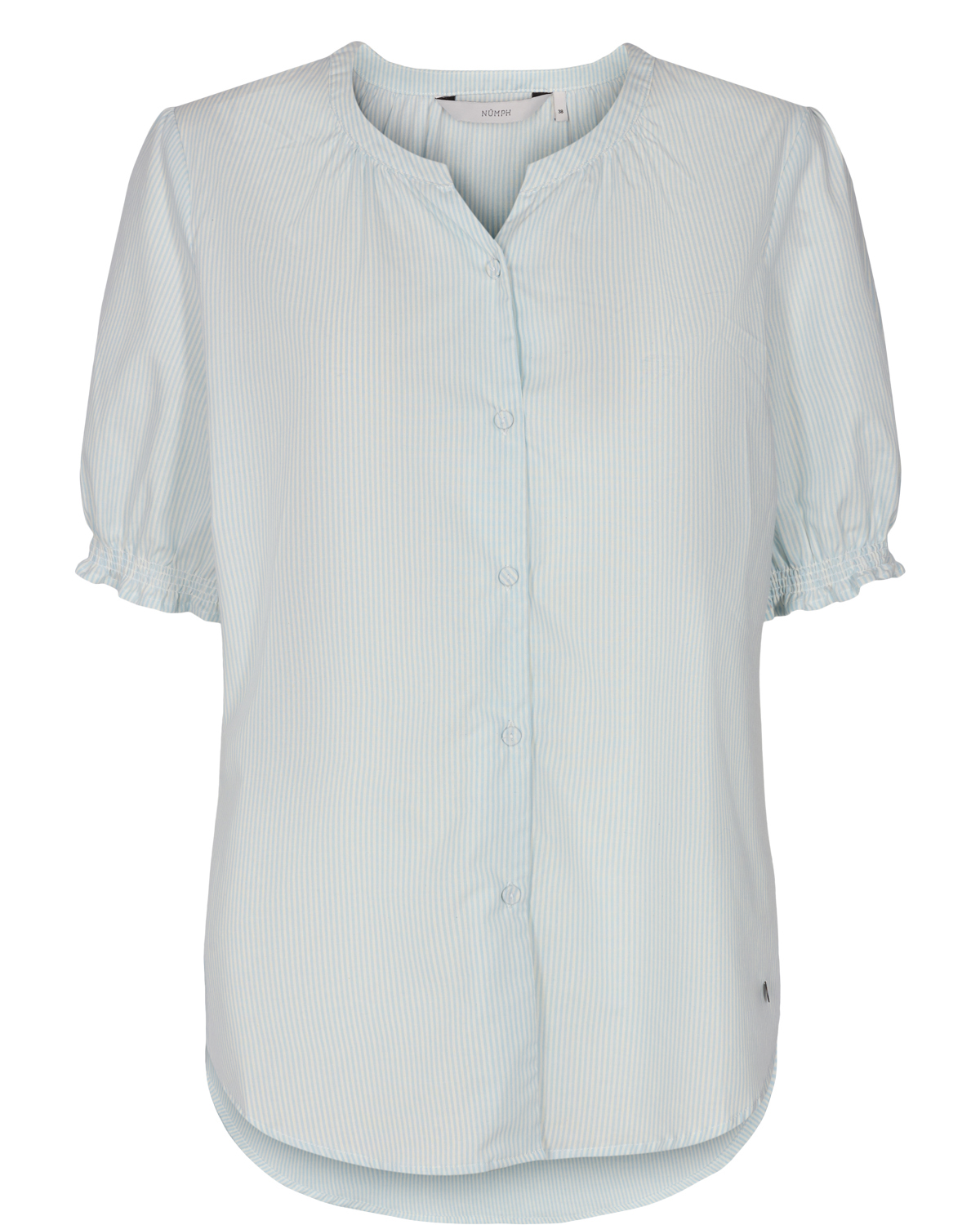 Nümph NuArdith shirt, airy blue