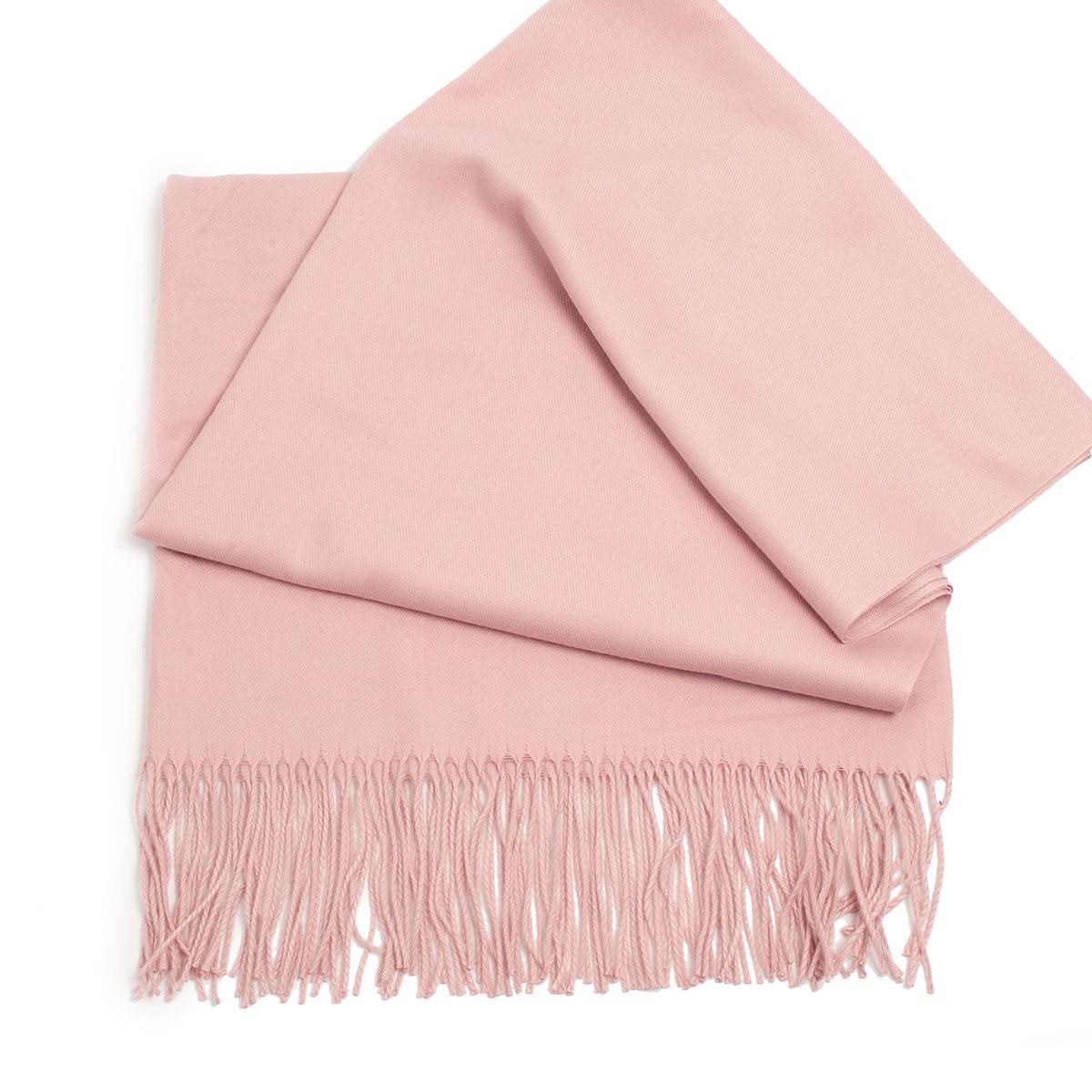 A&C Soft Scarves, lys rosa