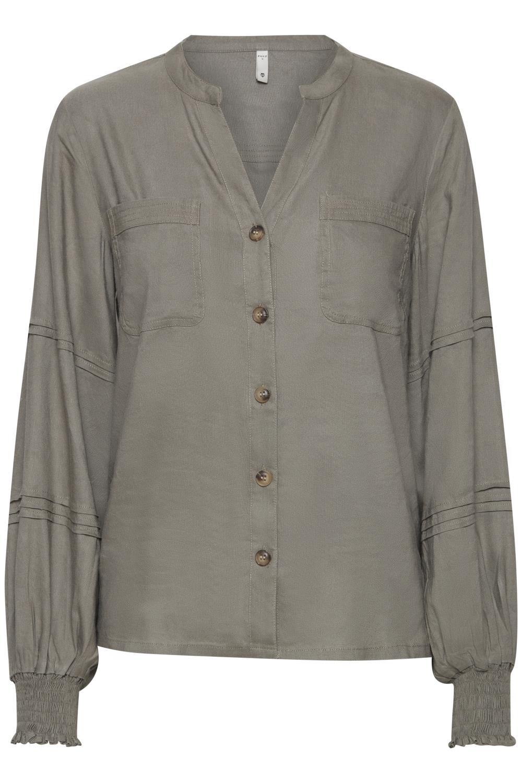 Pulz Luca shirt, grønn