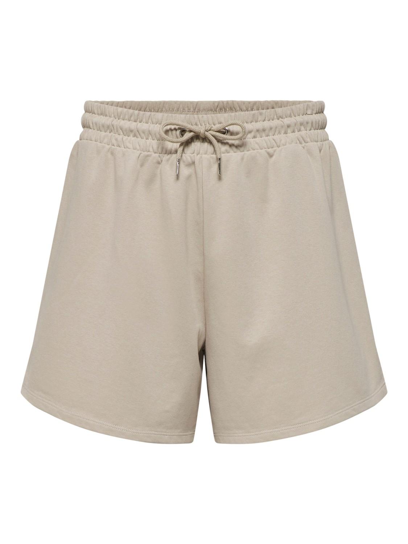 Jacqueline de Young Cindi Ivy life jersey shorts, chateau grey