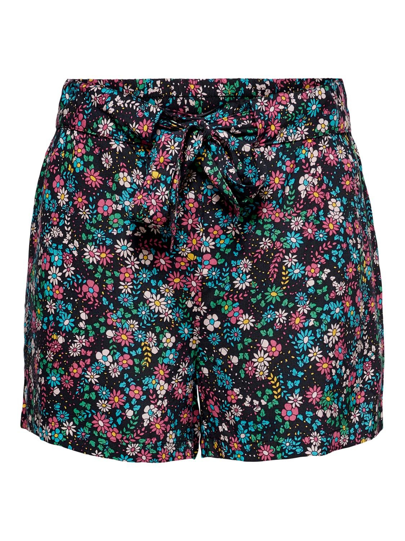 Jacqueline de Young Staar life shorts, phantom/multicolor
