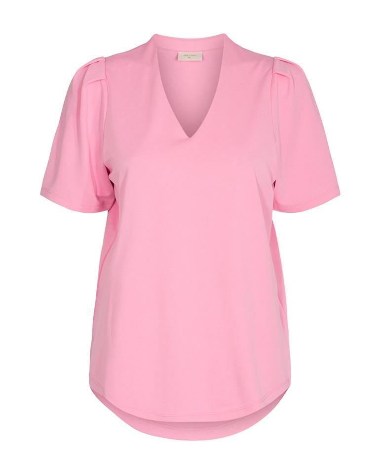 Freeequent Yr Ballon, rosa T-shirt