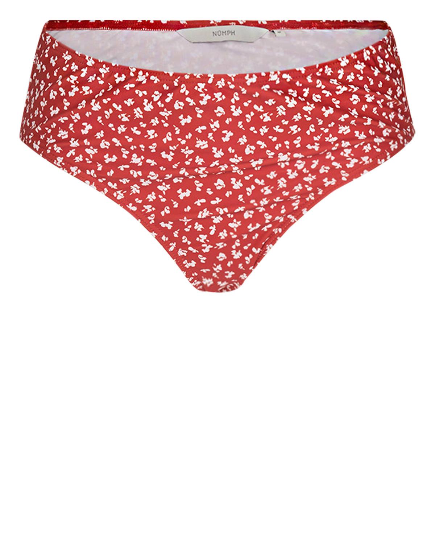 Nümph Ardun Bikini Bottom, rød mønstret