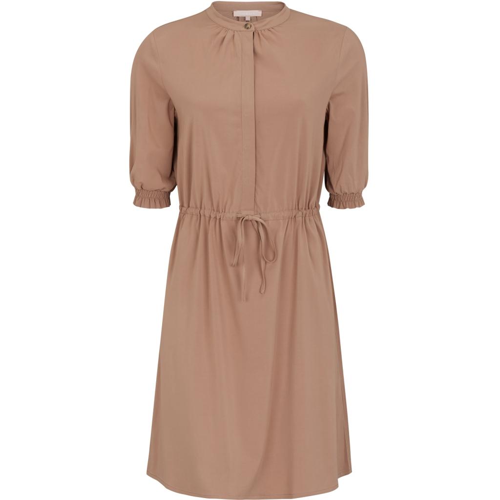 Soft Rebels SRGilly dress, raw umber/lys brun