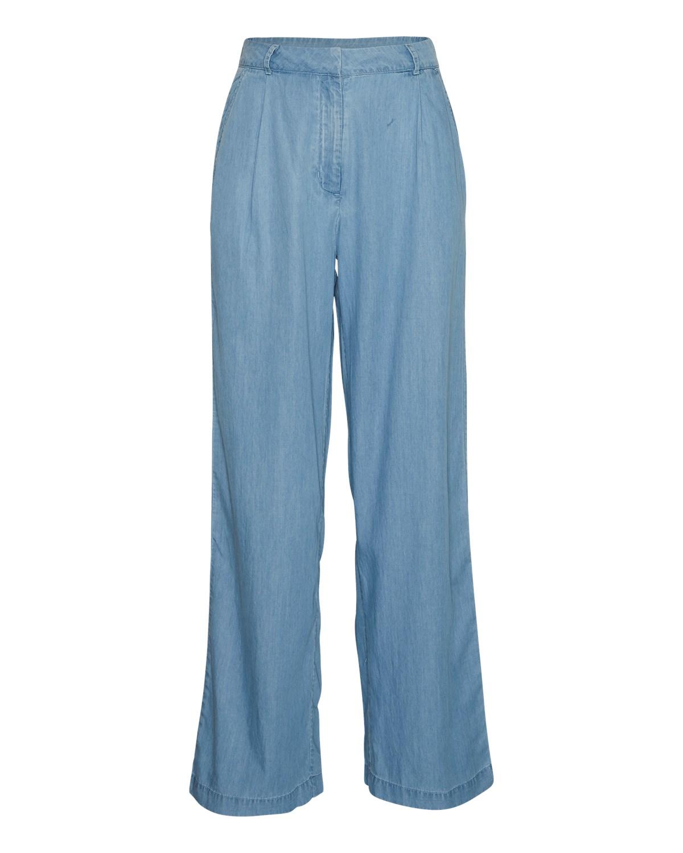 MSCH Flikka Jaina pants, lys blå