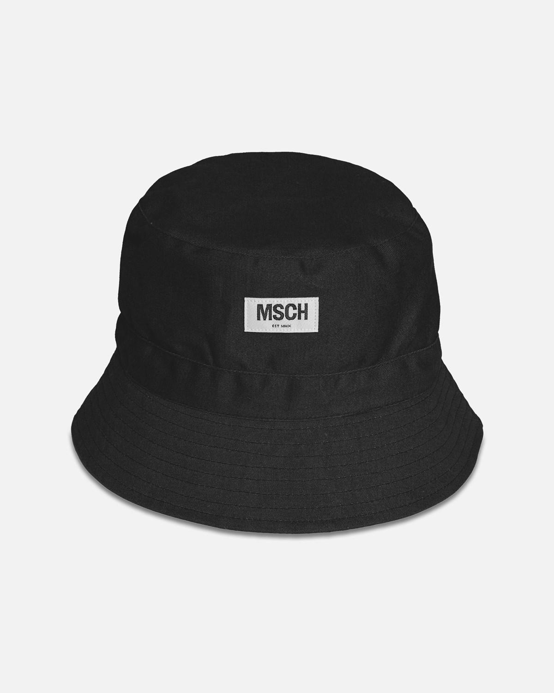 MSCH Balou bucket hat, black