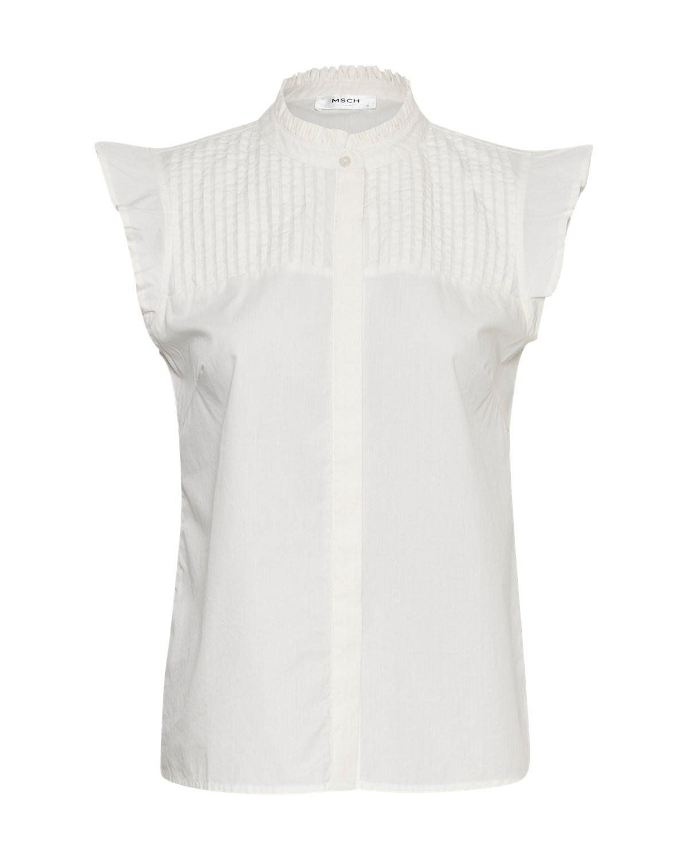 MSCH Sirena SL shirt, egret