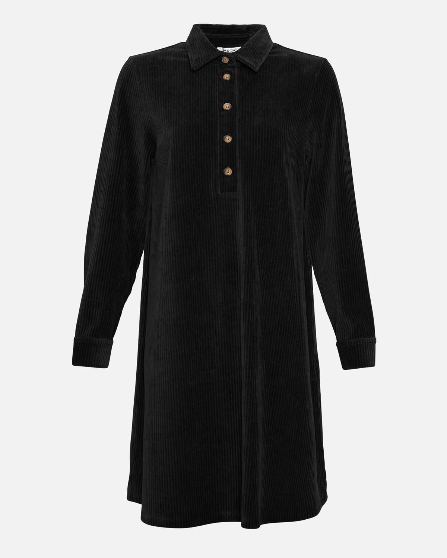 MSCH Ane Florina LS dress, black