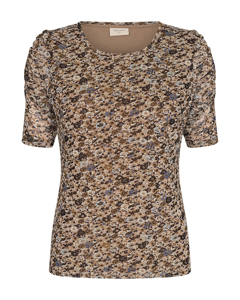 Freequent Gry blouse, beige sand mix