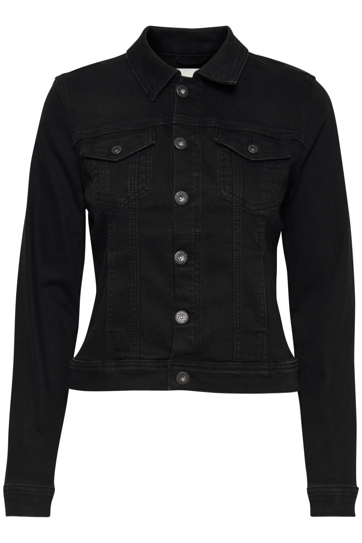 Pulz Sira Jacket, black denim