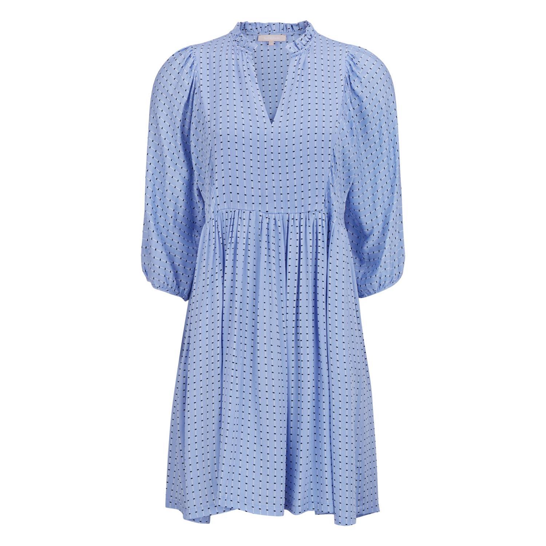 Soft Rebels Nadja Dress, blå