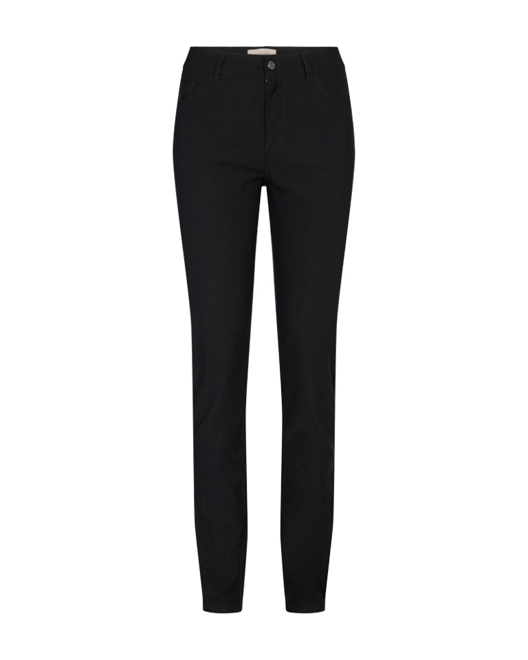 Freequent Dina Pant Straight, sort