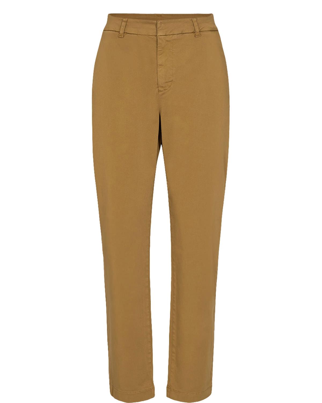 Nümph Caddie pant, gylden brun
