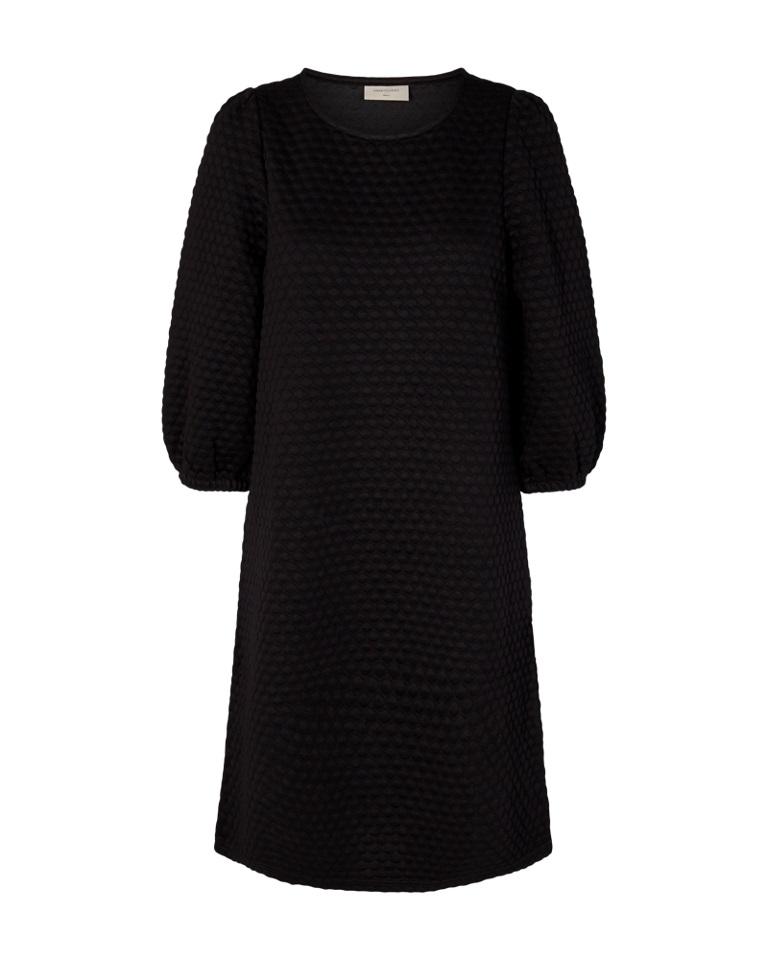 Freequent Bobble Dress, sort