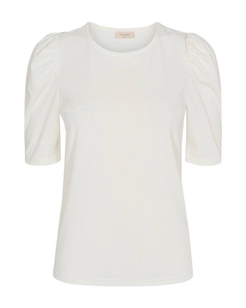 Freequent Poline topp, offwhite