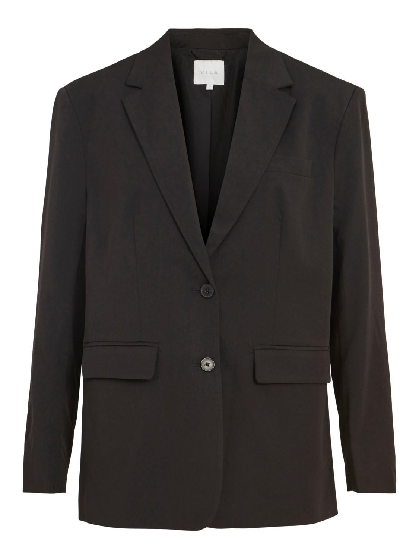 Vila Strani oversized blazer, sort