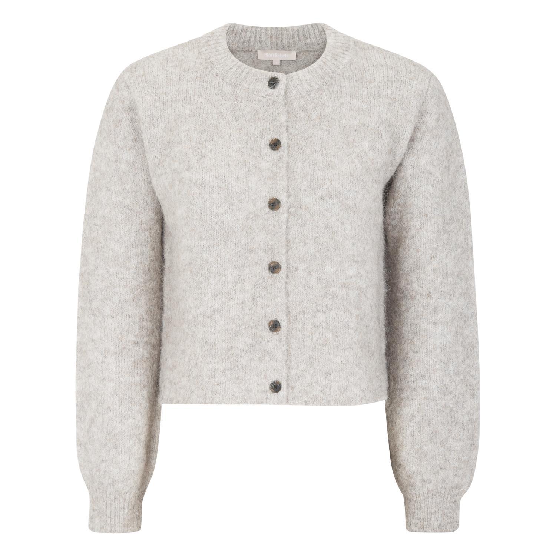 SoftRebels Stinne Cardigan Knit, beige