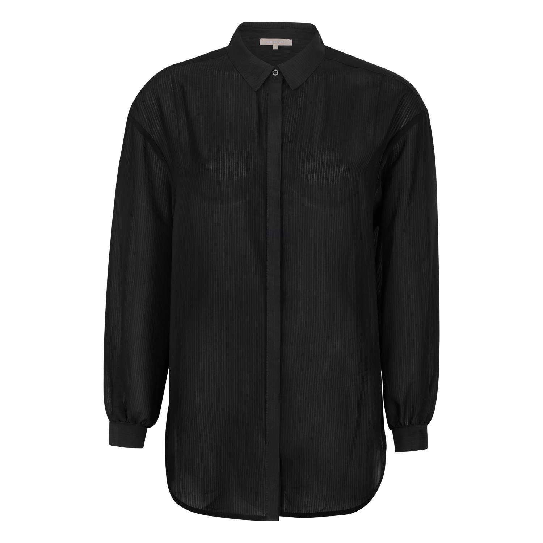 SoftRebels Linnea Shirt, sort