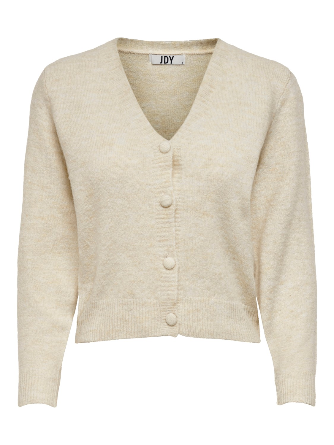 Jacuqeline de Young Cammy button cardigan, offwhite/melert