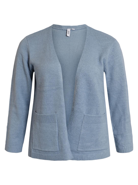 Ciso cardigan, lys blå
