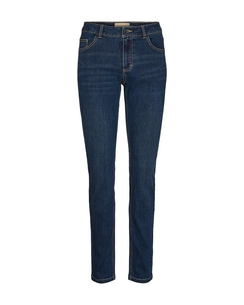Freequent Adina jeans straight, medium blue