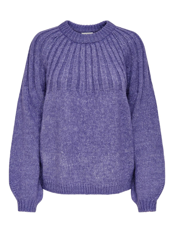 Jacqueline de Young Maiken, lilla strikkegenser