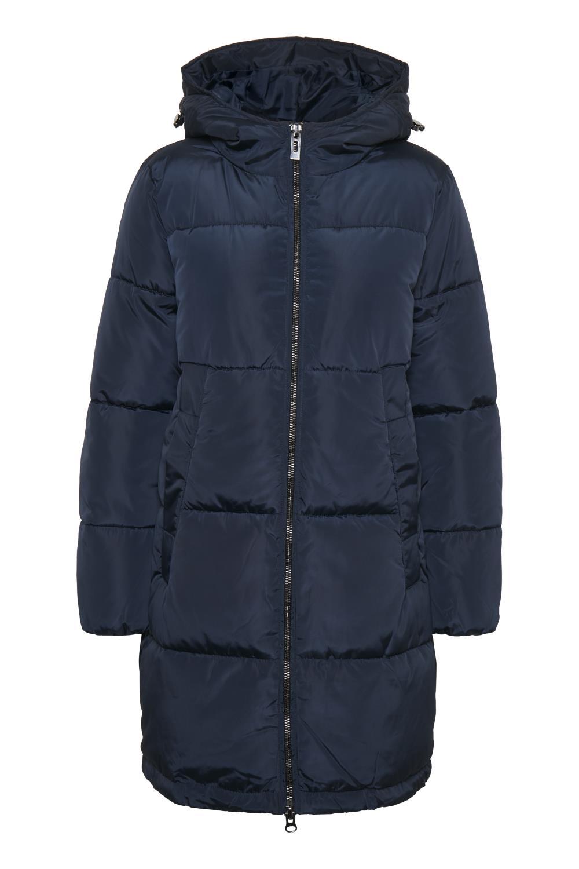 Kaffe Cacia outwear, marineblå jakke