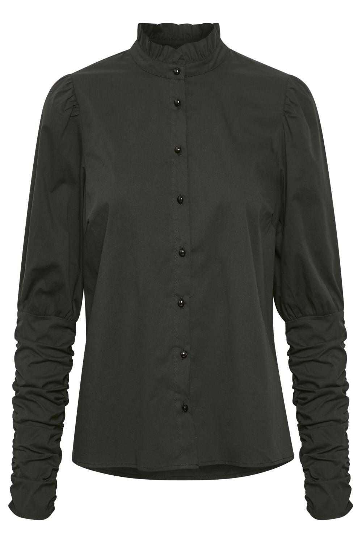 Kaffe Vinnie Shirt Blouse, sort skjorte