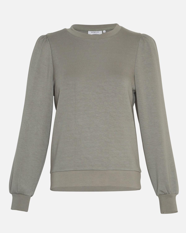 MSCH Ima puff sweatshirt, grønn
