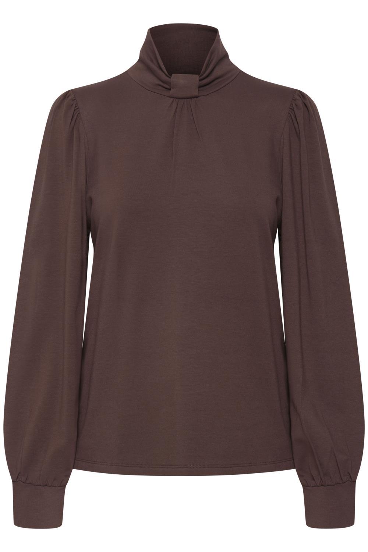 Pulz Vilma blouse, lilla